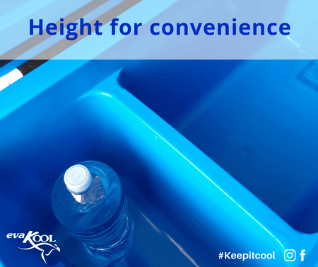 Feature 4: Height for convenience