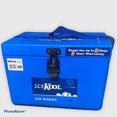 IceKool 15 Liter Cooler Box