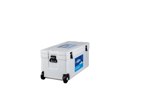 IceKool 80 Liter Wheelie Cooler Box