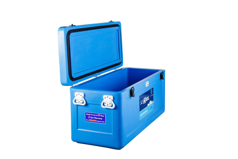 IceKool 130 Liter Cooler Box