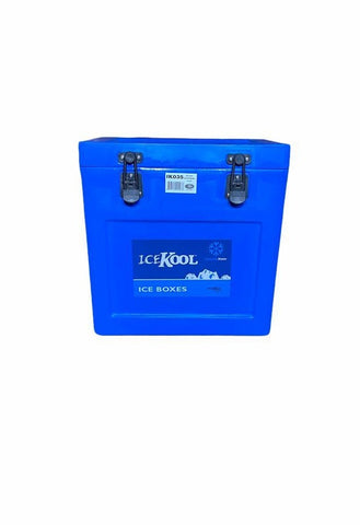 IceKool 35 Liter Cooler Box