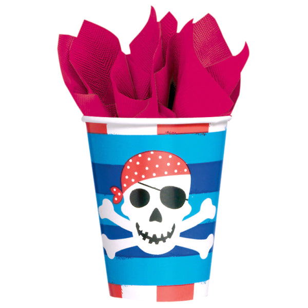 Pirate Party - Paper Cups