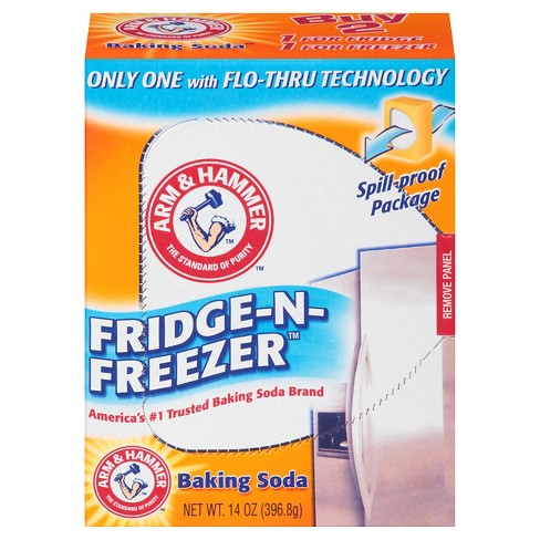 Arm & Hammer Fridge and Freezer