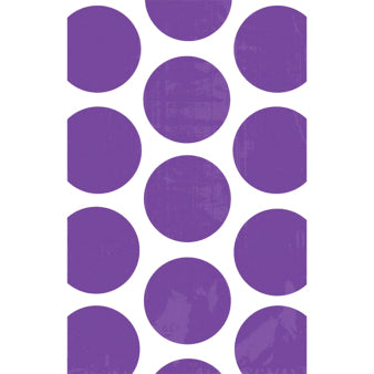 Treat Bags - Polka dots, New Purple