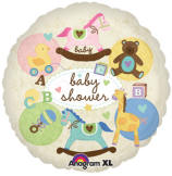 Baby Shower Balloon - Nursery