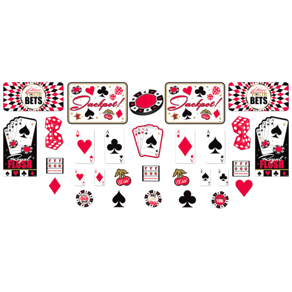 Casino - Cutout Mega Value Pack