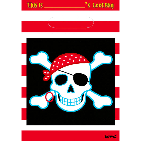 Pirate Party - Loot Bags