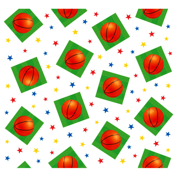 Basketball - Plastic table cover