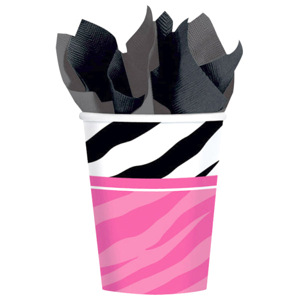 Zebra Party - Paper Cups