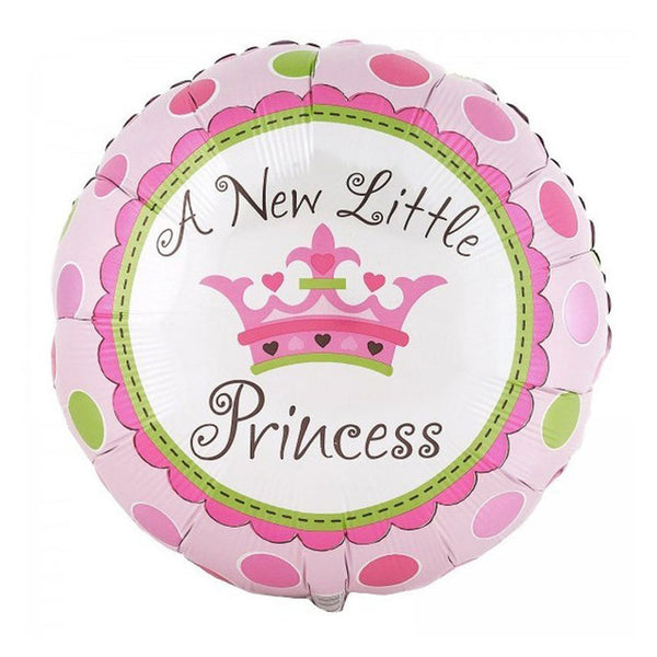 New Little Princess Balloon