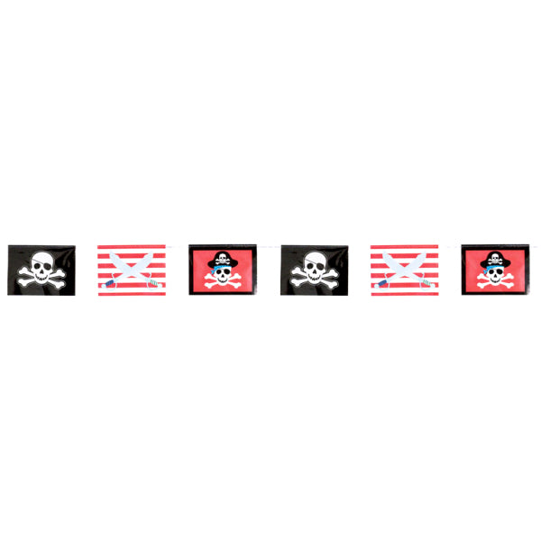 Pirate Party - Banner Flags