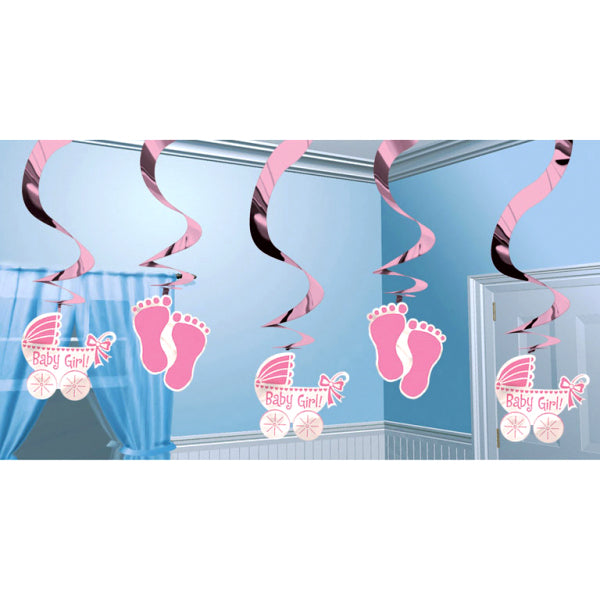 Baby Girl String Decorations