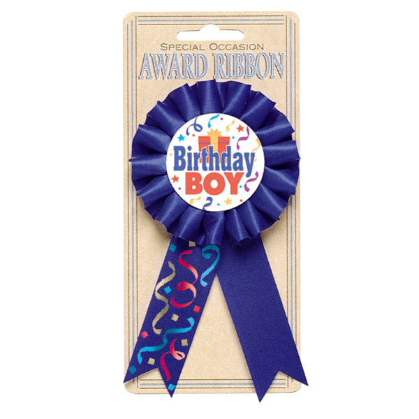Badge - Birthday Boy