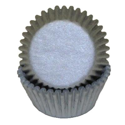 Baking Cups - Silver