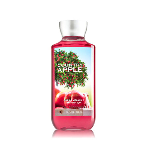 Bath and Body Shower Gel, Country Apple