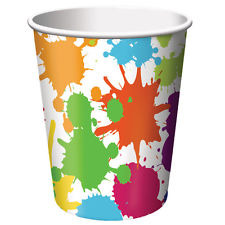 Art Party Paper Cup