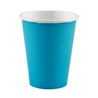 Paper Cup - Caribbean Blue