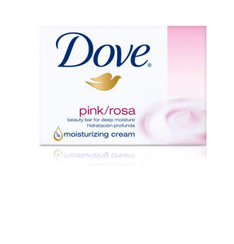 Dove Bar Soap, Pink