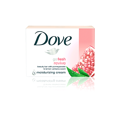 Dove Bar Soap Pomegranate Lemon