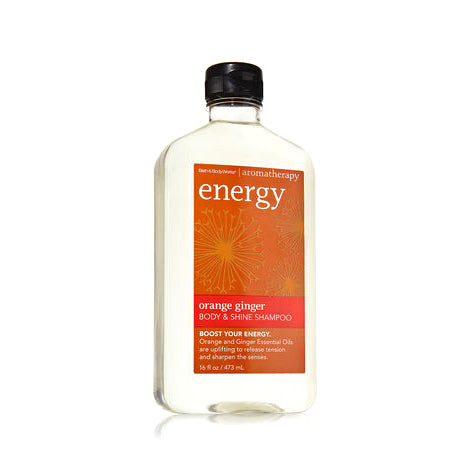 Bath and Body Shampoo, Energy