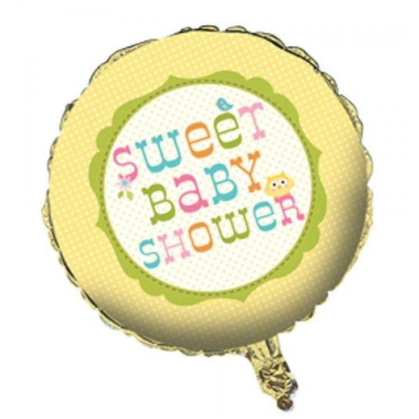 Sweet Baby Shower Balloon