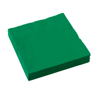 Luncheon Napkin -Green