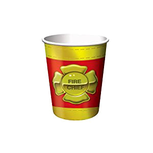 Firefighter - Cups