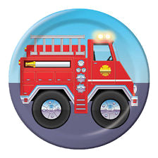 Firefighter - Plates