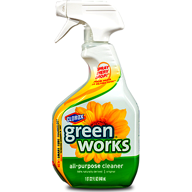 Clorox Greenworks All Purpose Spray