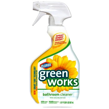 Clorox Greenworks Bathroom Cleaner