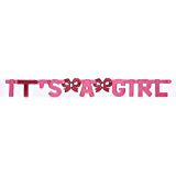 Banner - Its a girl