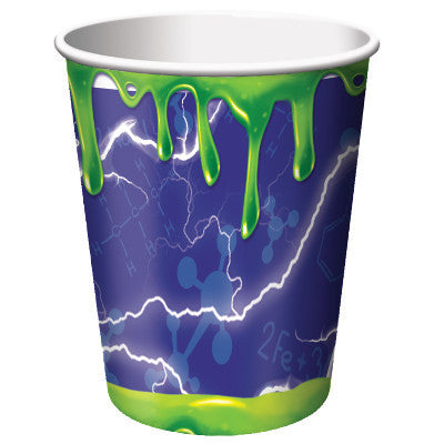 Mad Scientist Party Cups
