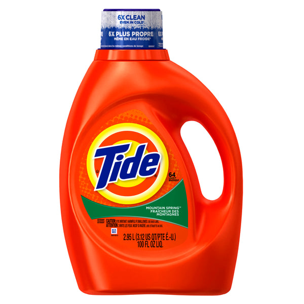 Tide Liquid Mountain Spring