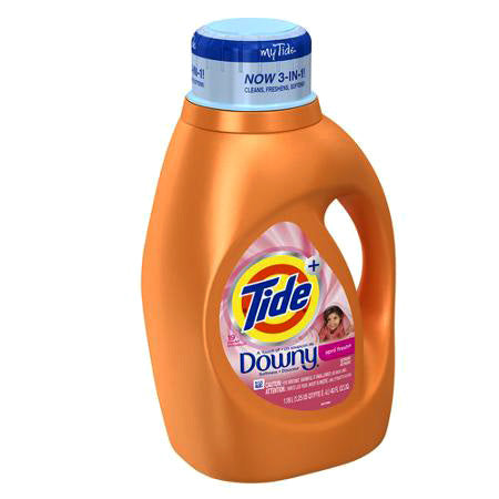 Tide Liquid with Downy