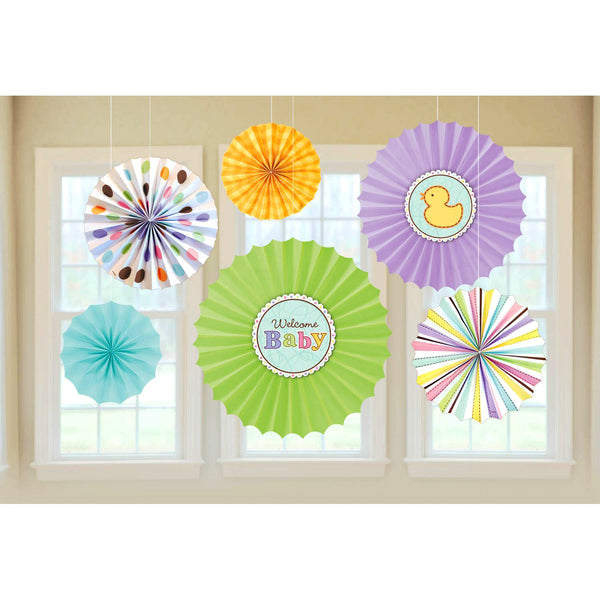 Tiny Bundle Paper Fan Decoration Kit