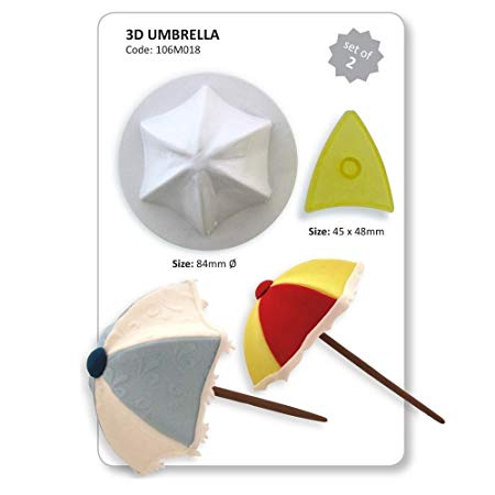 JEM Cutters Umbrella Mold Set