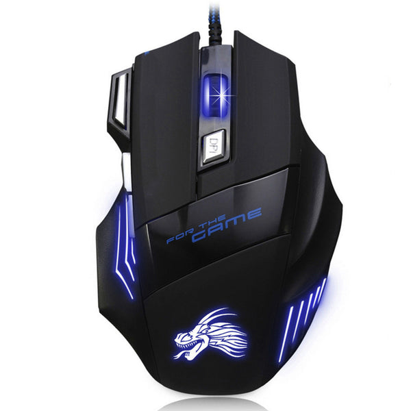Gaming Mouse Mice For Pro Gamer