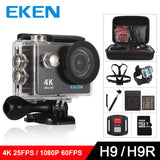 "Action camera H9R Ultra HD 4K / 25fps WiFi 2.0"" 170D underwater waterproof"
