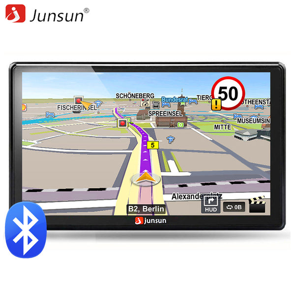 HD Car GPS Navigation automobile