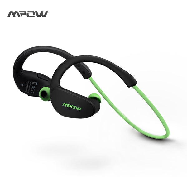 Bluetooth Headset Headphones Wireless Headphone Microphone Sport Earphone for iPhone Android Phone
