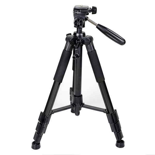 Professional Aluminium Tripod Camera Accessories Stand with Pan
