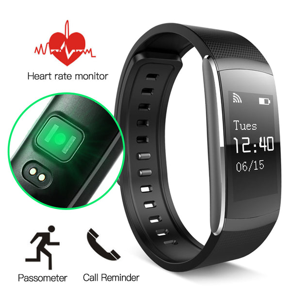 Pro Smart Bracelet Heart Rate Sport Tracker Bluetooth 4.0