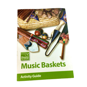 Percussion Music Basket - Large