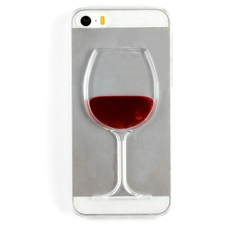 Red Wine Iphone Case Cover