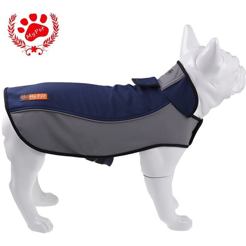 Small Dog Waterproof Raincoat
