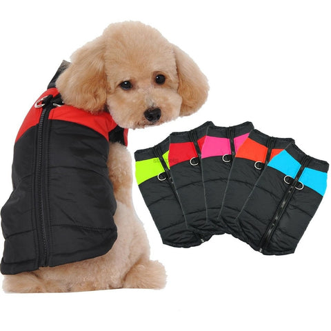 High Quality Waterproof Dog Jacket