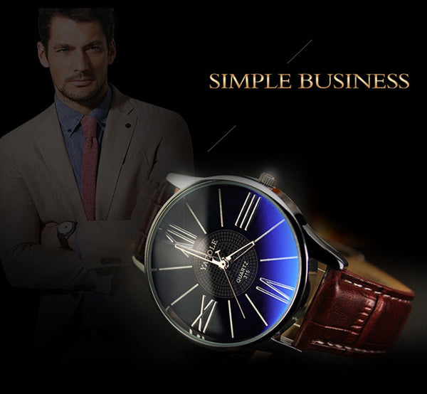 Business Sophisticate Luxury Watch