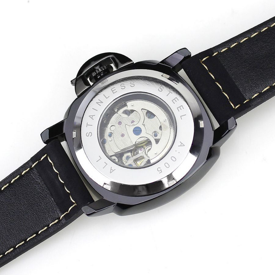 Automatic Sophisticated Dial Mens Watch