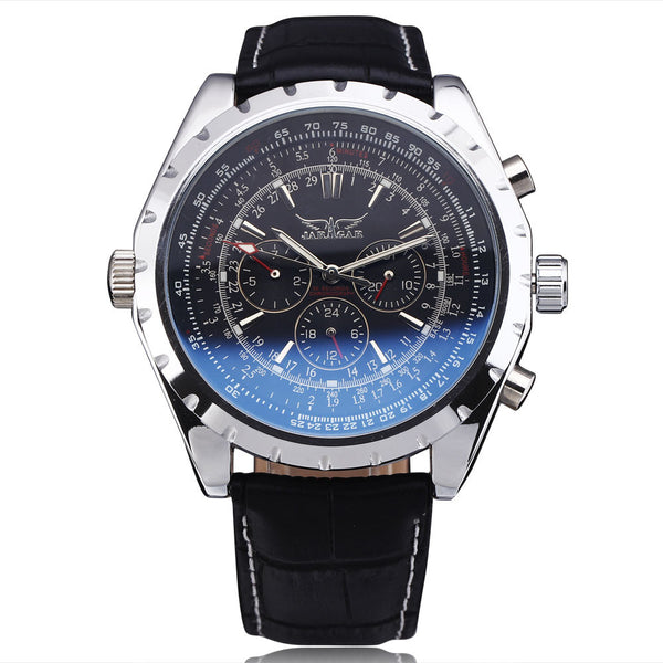 Automatic Stainless Steel Dial Mens Watch