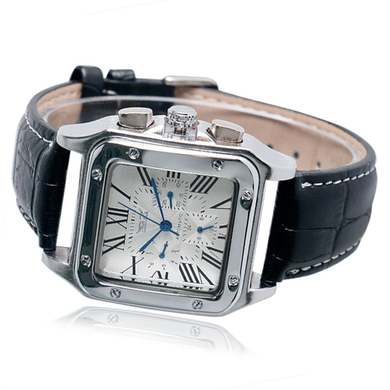 Automatic Chronograph Cute Mens Watch